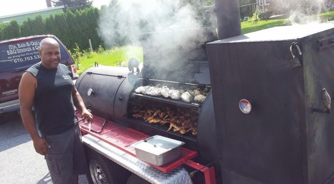 Gary Stephens -Mobile BBQ Catering