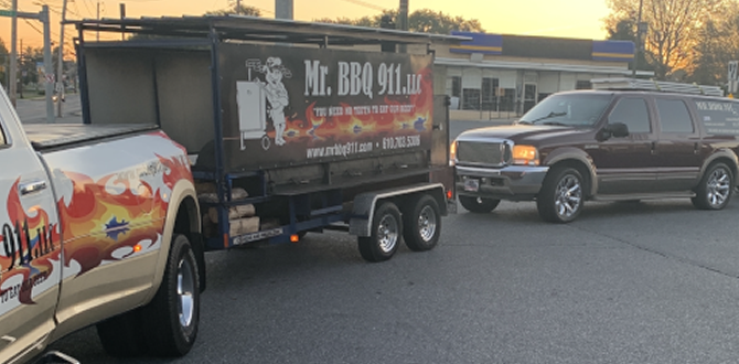 Mr BBQ911 Lehigh Catering Trucks
